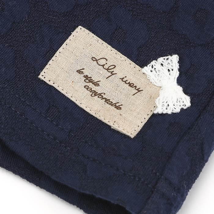 Lilyivory(リリーアイボリー)Tシャツ(半袖)(80〜130cm)女の子初夏物80cm90cm95cm100cm110cm120cm130cmキムラタンの子供服