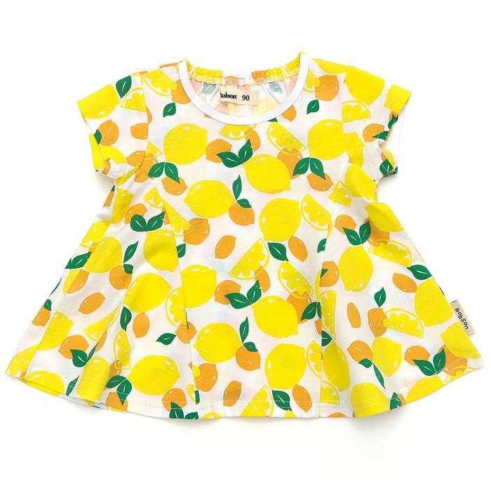 Bobson(ボブソン)半袖Tシャツ(80〜130cm)女の子初夏物80cm90cm95cm100cm110cm120cm130cmキムラタン子供服あす楽