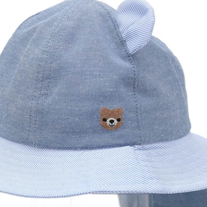 Piccolo(ピッコロ)帽子(46〜50cm)男の子夏物46cm48cm50cmキムラタンの子供服