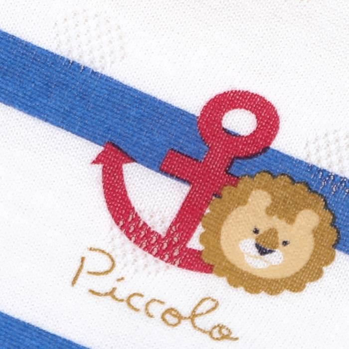 Piccolo(ピッコロ)ロンパス(60〜70cm)男の子夏物60cm70cmキムラタンの子供服