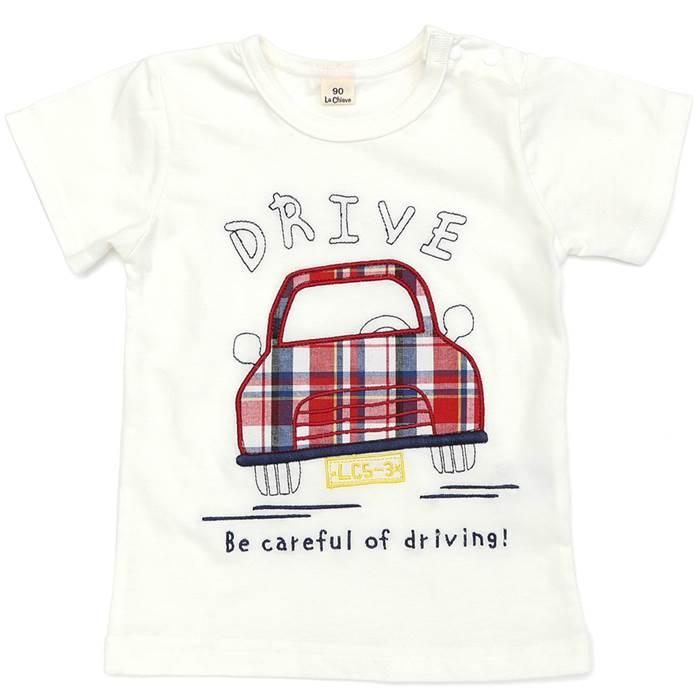 LaChiave(ラキエーベ)半袖Tシャツ(80〜130cm)男の子夏物80cm90cm95cm100cm110cm120cm130cmキムラタン子供服あす楽