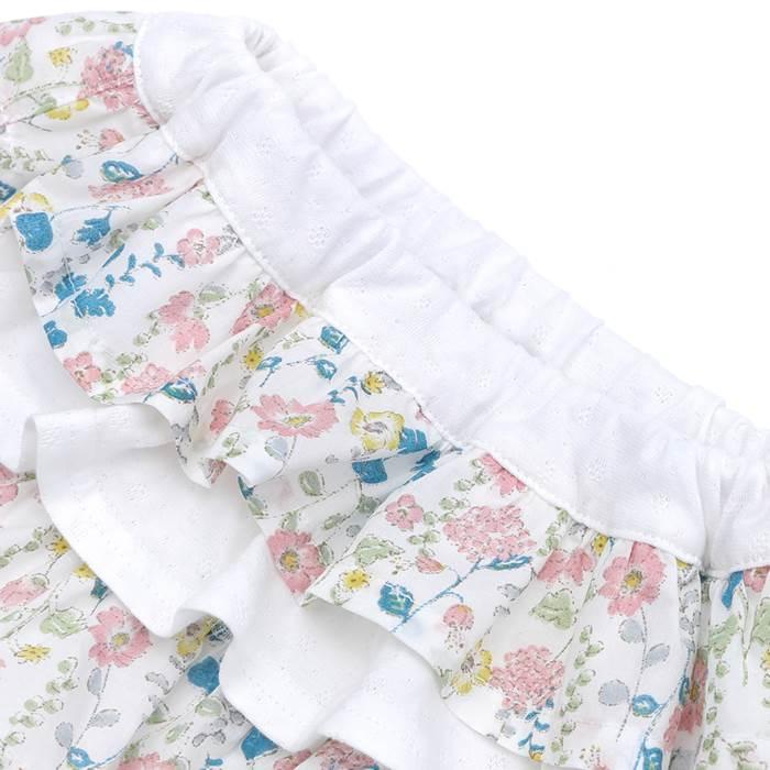 Lilyivory(リリーアイボリー)キュロット(80〜130cm)女の子夏物80cm90cm95cm100cm110cm120cm130cmキムラタン子供服あす楽