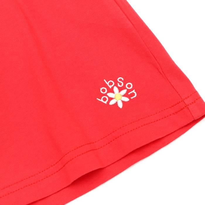 Bobson(ボブソン)Tシャツ(半袖)(80〜130cm)女の子夏物80cm90cm95cm100cm110cm120cm130cmキムラタン子供服あす楽