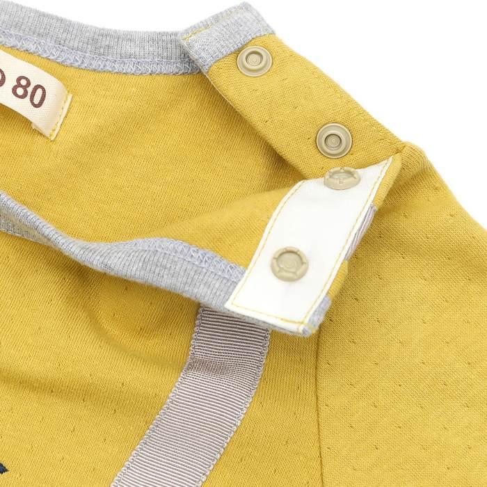 Piccolo(ピッコロ)長袖Tシャツ(70〜95cm)男の子秋物70cm80cm90cm95cmキムラタン子供服あす楽