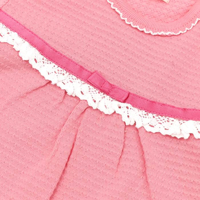 coeuracoeur(クーラクール)長袖Tシャツ(70〜100cm)女の子秋物70cm80cm90cm95cm100cmキムラタン子供服あす楽