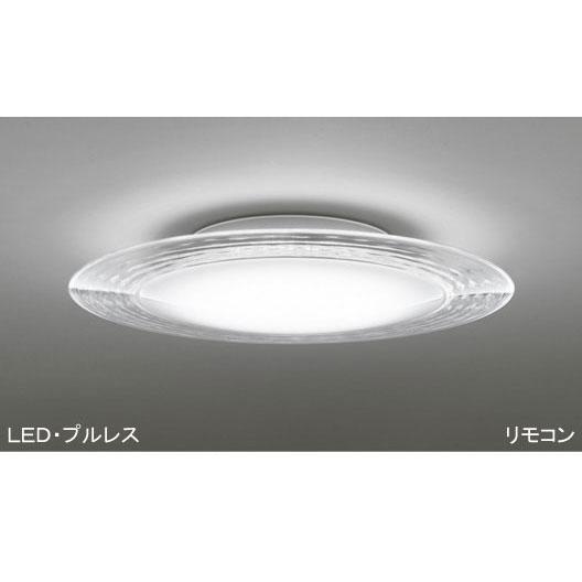 OL251061 [ODELIC オーデリック]  LEDシーリングライト(~8畳用)昼白色タイプ