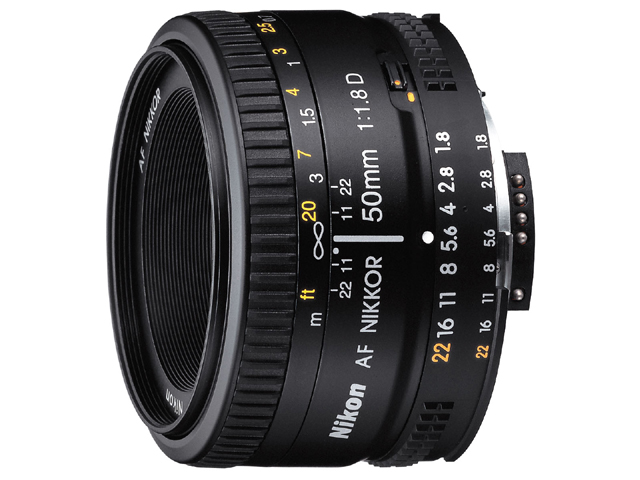 【納期約1~2週間】【お一人様1台限り】AF50 1.8D [Nikon ニコン] Ai AF NIKKOR 50mm f/1.8D AF501.8D