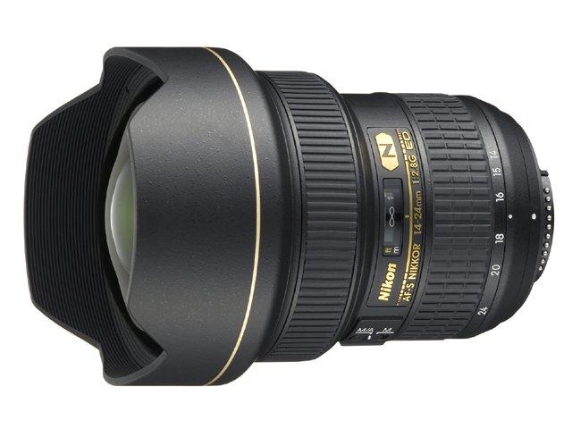 【納期約1ヶ月以上】【お一人様1台限り】AFS14-24G [Nikon ニコン] AF-S NIKKOR 14-24mm f/2.8G ED ブラック AFS1424G