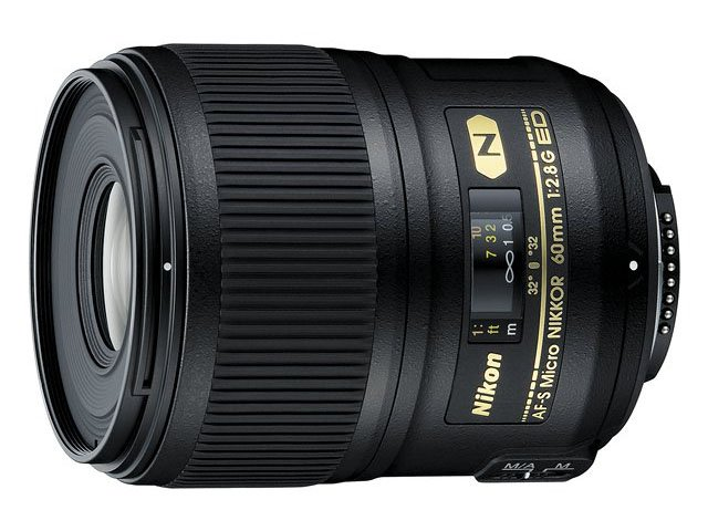 【在庫あり翌営業日発送OK A-8】【お一人様1台限り】AFSMC60G [Nikon ニコン] AF-S Micro NIKKOR 60mm f/2.8G ED AFSMC60G