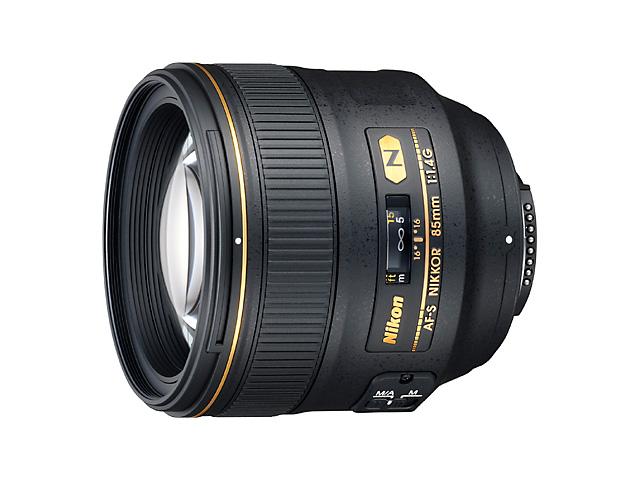 【納期約3週間】【お一人様1台限り】AF-S85 f/1.4G [Nikon ニコン] AF-S NIKKOR 85mm f/1.4G AFS85f/1.4G