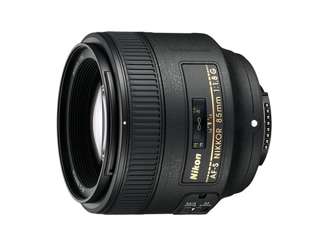 【納期約3週間】【お一人様1台限り】AF-S NIKKOR 85mm f/1.8G [Nikon ニコン] AF-S NIKKOR 85mm f/1.8G AFSNIKKOR85mmf/1.8G