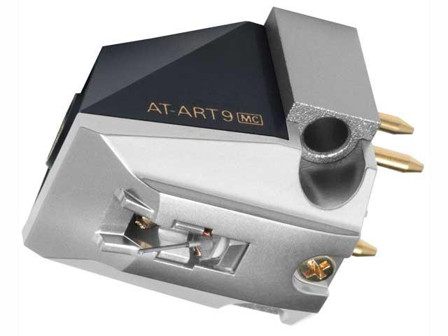 【納期約7~10日】AT-ART9 シルバー [audio-technica オーディオテクニカ] MC型ステレオカートリッジ ATART9