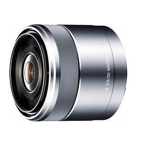 """【納期約4週間】【お一人様1台限り】SEL30M35[SONY ソニー] デジタル一眼カメラ""""α""""[Eマウント]用レンズ E 30mm F3.5 Macro"""