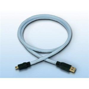 サエク USBケーブル 2.0m SUPRA USB2.0 MINIB 2.0