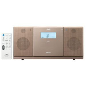 NX-PB30-T 【送料無料】JVC Bluetooth対応 コンパクトコンポーネントシステム ブラウン NXPB30T