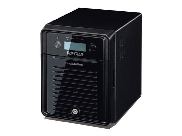 TS3400DN1204 [BUFFALO バッファロー] テラステーション 管理者・RAID機能搭載 4ドライブNAS 12TB TS3400DN1204