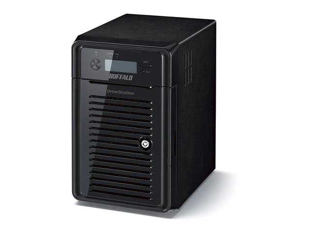HD-HN012T/R6 {BUFFALO バッファロー] Thunderbolt 2搭載 RAID 6対応 超高速ハードディスク 12TB HDHN012TR6