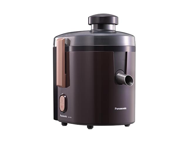 【納期約1ヶ月以上】MJ-H600-T 【送料無料】[Panasonic パナソニック] 高速ジューサー MJH600T ブラウン