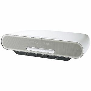 SC-RS75-W [Panasonic パナソニック] ハイレゾ音源対応 ワイドFM対応コンパクトステレオシステム ホワイト SCRS75W