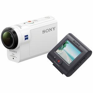 【納期約4週間】【お一人様1台限り】HDR-AS300R 【送料無料】[SONY ソニー] デジタルHDビデオカメラレコーダー アクションカム ライブビューリモコンキット HDRAS300R