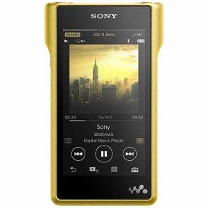 SONY ソニー いよいよ人気ブランド ハイレゾ音源対応 ウォークマン ランキング総合1位 WM1シリーズ 256GB 納期約4週間 ゴールド NW-WM1Z-N 代引き不可 NWWM1ZN