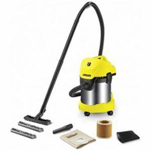 【納期約2週間】ケルヒャー WD3 業務用掃除機 「乾湿バキュームクリーナー」 1.629-854.0