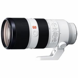 【納期約4週間】【お一人様1台限り】SONY ソニー SEL70200GM 交換用レンズ FE 70-200mm F2.8 GM OSS