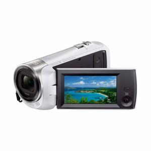 【納期約4週間】【お一人様1台限り】HDR-CX470-W SONY ソニー デジタルHDビデオカメラレコーダー ホワイト HDRCX470W