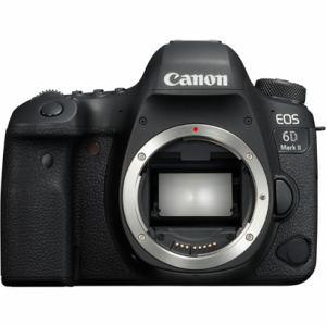 【納期約3週間】【お一人様1台限り】canon キヤノン EOS6DMK2-BODY デジタル一眼カメラ EOS 6D Mark II ボディ EOS6DMK2 BODY