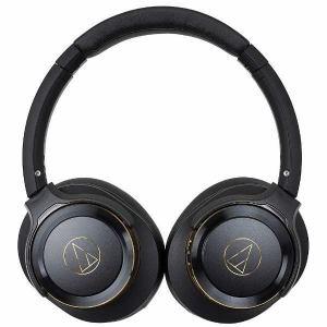 【納期約7~10日】audio-technica オーディオテクニカ ATH-WS660BT-BGD Bluetooth対応ワイヤレスヘッドホン ブラックゴールド ATHWS660BTBGD BGD