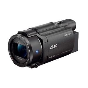 【納期約4週間】【お一人様1台限り】FDR-AX60-B「Handycam(ハンディカム)」 デジタル4Kビデオカメラレコーダー ブラック FDRAX60B