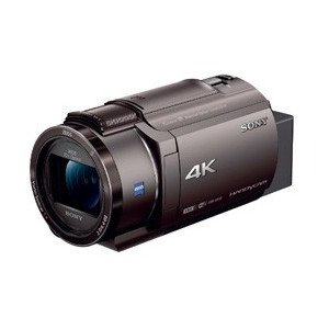 【納期約3週間】【お一人様1台限り】FDR-AX45-TI【送料無料】[SONY ソニー]「Handycam(ハンディカム)」 デジタル4Kビデオカメラレコーダー ブロンズブラウン FDRAX45TI