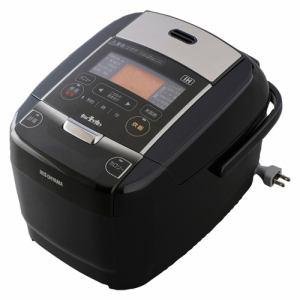 【納期約1~2週間】アイリスオーヤマ KRC-IC30-B IHジャー炊飯器 3合炊き ブラック KRCIC30B