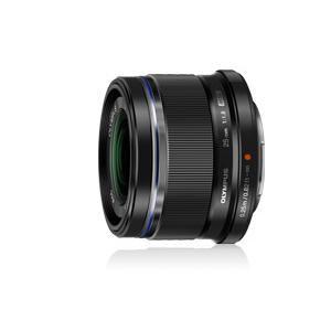 【納期約7~10日】【お一人様1台限り】Olympus レンズ M.ZUIKO DIGITAL 25mm F1.8 ブラック EZM25/F1.8 BLK EZM25/F1.8 BLK