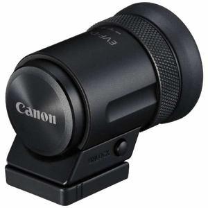 【納期約2週間】Canon キヤノン EVF-DC2BK 電子ビューファインダー ブラック EVFDC2BK