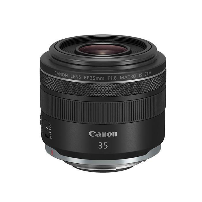 【納期約2週間】【キ対象】【お一人様1台限り】Canon キヤノン RF35mm F1.8 マクロ IS STM