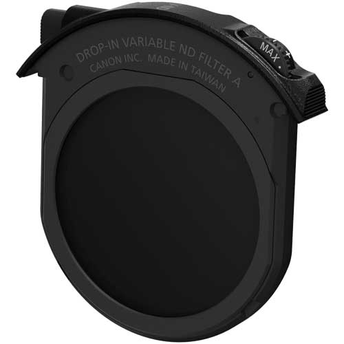 【納期約4週間】Canon キヤノン ドロップイン 可変式NDフィルター A