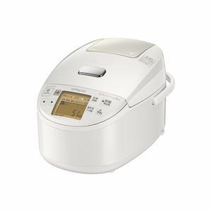 【納期約7~10日】HITACHI 日立 RZ-BX100M-W IH炊飯器 5.5合 パールホワイト RZBX100MW