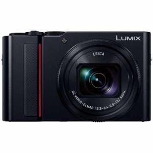 【納期約1~2週間】【お一人様1台限り】Panasonic パナソニック DC-TX2-K コンパクトデジタルカメラ LUMIX(ルミックス) ブラック DCTX2K
