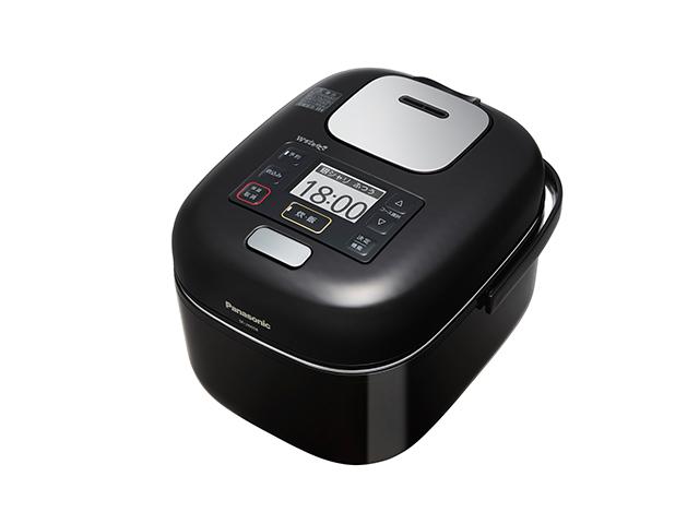 【納期約3週間】SR-JW058-KK Panasonic パナソニック 可変圧力IHジャー炊飯器 (3合炊き) シャインブラック SRJW058KK