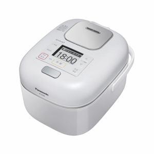 【納期約3週間】SR-JW058-W Panasonic パナソニック 可変圧力IHジャー炊飯器 (3合炊き) 豊穣ホワイト SRJW058W