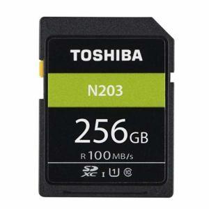 【納期約1~2週間】TOSHIBA 東芝 SD-LU256G 256GB・UHS Speed Class1(Class10)対応SDXCカード SDLU256G