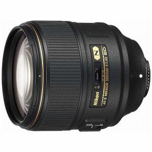 【納期約3週間】【お一人様1台限り】Nikon ニコン 交換用レンズ AF-S NIKKOR 105mm F1.4E ED AFS105 1.4E