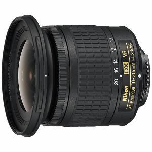 【納期約3週間】【お一人様1台限り】Nikon ニコン AFPDXVR10-20G 交換用レンズ AF-P DX NIKKOR 10-20mm F4.5-5.6G VR AFPDXVR10-20G