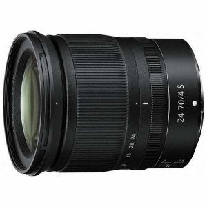 【納期約1~2週間】【お一人様1台限り】Nikon ニコン 交換用レンズ NIKKOR Z 24-70mm F4 S