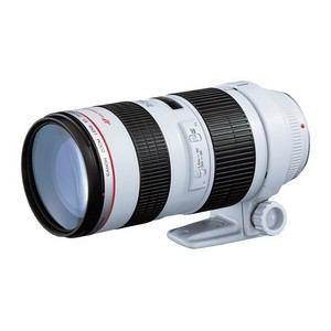 【納期約1ヶ月以上】【お一人様1台限り】【代引き不可】Canon キヤノン 【代引き不可】Canon キヤノン 交換式レンズ EF70-200F2.8LU