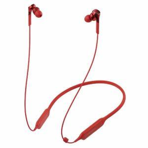 【納期約7~10日】audio-technica オーディオテクニカ  ATH-CKS770XBT-RD Bluetooth対応 ダイナミック密閉型カナルイヤホン レッド ATHCKS770XBTRD