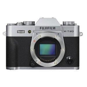 【在庫限り翌営業日発送OK A-8】【お一人様1台限り】FUJIFILM 富士フイルム FX-T20-S ミラーレス一眼カメラ「FUJIFILM X-T20」 ボディ (シルバー) FXT20S