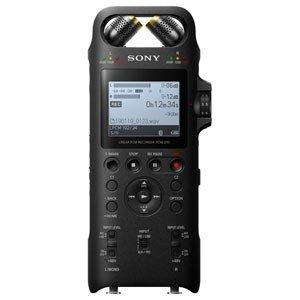 【納期約1~2週間】SONY ソニー PCM-D10 リニアPCM対応ICレコーダー16GB内蔵+外部SD/ SDHC/ SDXCカードスロット搭載 SONY PCMD10
