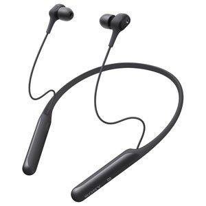 【納期約1~2週間】SONY ソニー WI-C600N-B ノイズキャンセリング機能搭載Bluetooth対応ダイナミック密閉型カナルイヤホン(ブラック) WIC600NB
